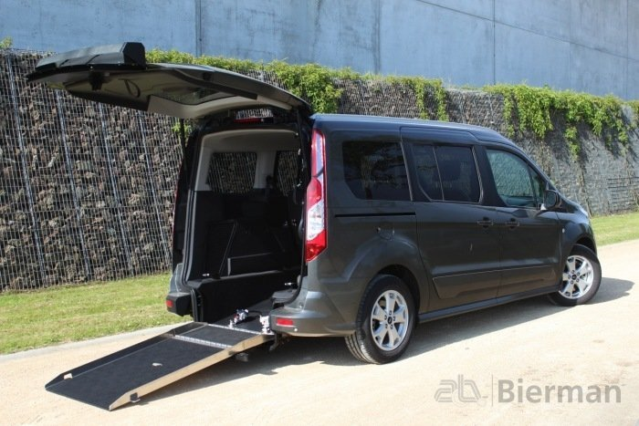 Ford Grand Tourneo Connect Rolstoelauto 107