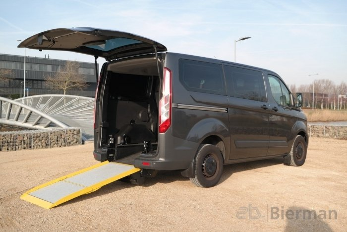 Ford Transit Custom - Bodemverlaging (05)