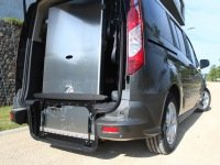 Ford Grand Tourneo Connect Rolstoelauto 105