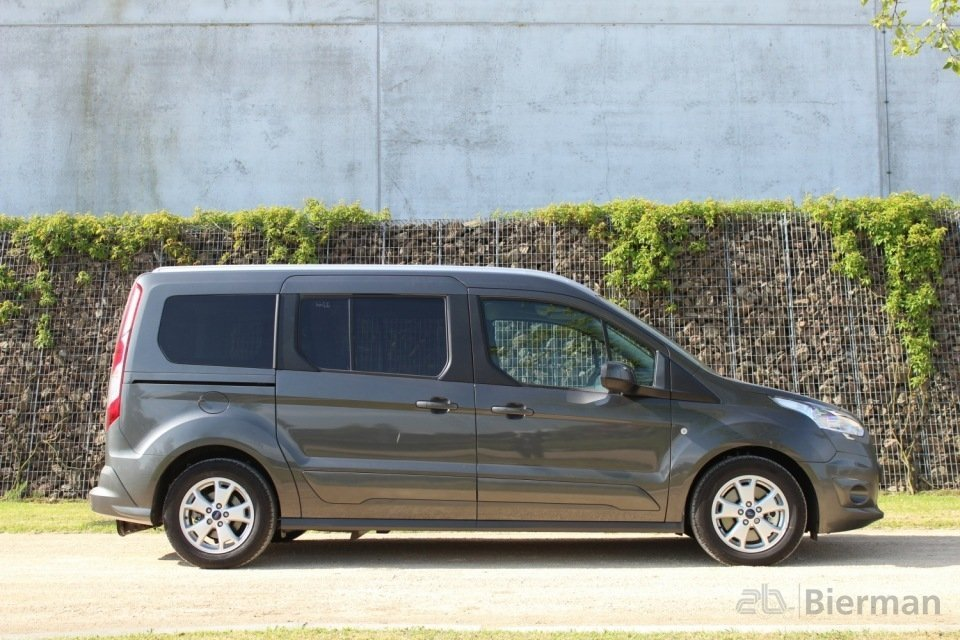 Ford Grand Tourneo Connect Rolstoelauto Bierman