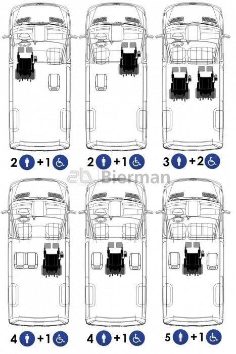 rolstoelbussen nieuw  u0026 gebruikt